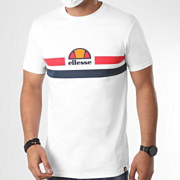 Ellesse - Tee Shirt Aprel SHF06453 Blanc