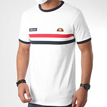 Ellesse - Tee Shirt Banlo SHF07027 Blanc