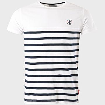 La Maison Blaggio - Tee Shirt Menor Blanc