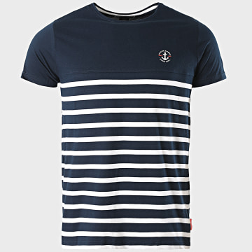 La Maison Blaggio - Tee Shirt Menor Bleu Marine