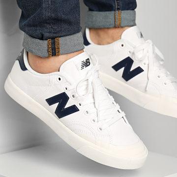 New Balance - Baskets Lifestyle 779151-60 White Blue