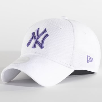 New Era - Casquette Femme Diamond Era 9Forty New York Yankees 12380769 Blanc