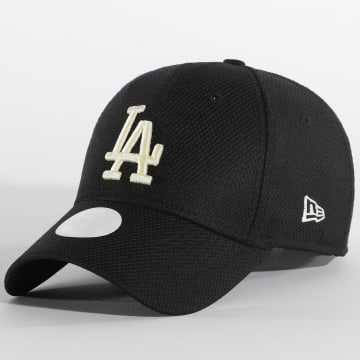 New Era - Casquette Femme 9Forty Los Angeles Dodgers Diamond Era 94 12380771 Noir