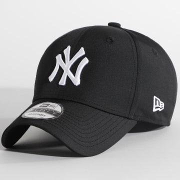 New Era - Casquette Tech Fabric License 9Forty New York Yankees 12380788 Noir