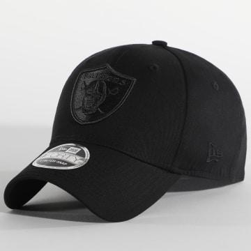 New Era - Casquette 9Forty Las Vegas Raiders Black On 940 12381208 Noir