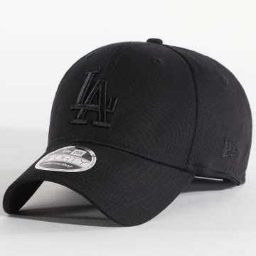 New Era - Casquette 9Forty Los Angeles Dodgers Black On 940 12381212 Noir