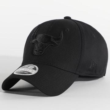 New Era - Casquette 9Forty Chicago Bulls Black On 940 12381214 Noir