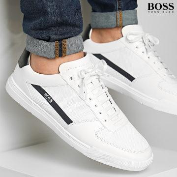 BOSS - Baskets Cosmopool Tenn 50432768 Blanc