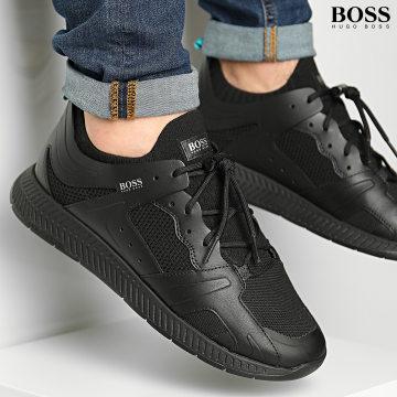 BOSS - Baskets Titanium Runn 50432770 Noir