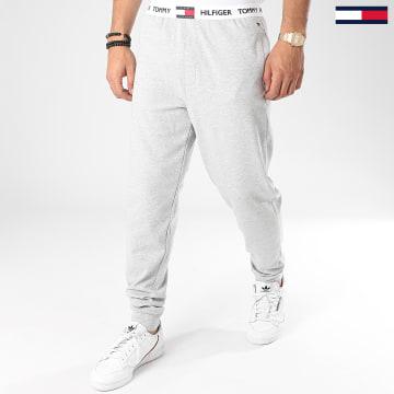 Tommy Hilfiger - Pantalon Jogging LWK1769 Gris Chiné