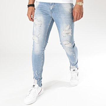 Black Needle - Jean Skinny 2979 Bleu Denim