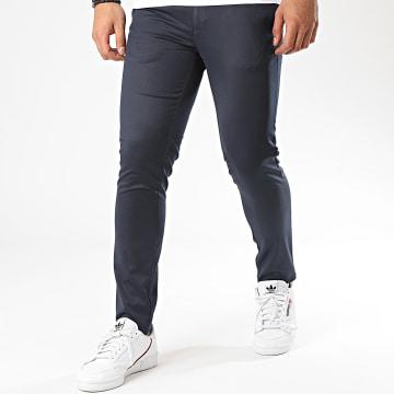 Mackten - Pantalon 28005 Bleu Marine