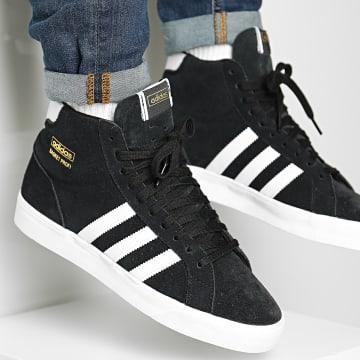 Adidas Originals - Baskets Montantes Profi FW3100 Core Black Footwear White Gold Metal