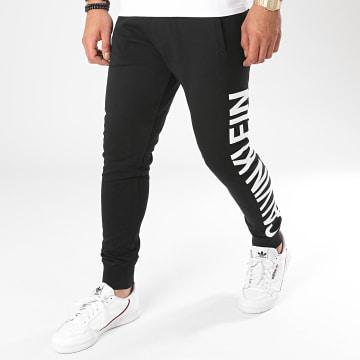 Calvin Klein - Pantalon Jogging Puff Print Hwk 5651 Noir