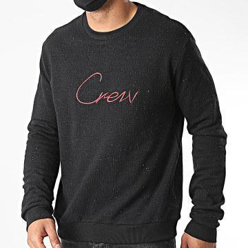 Frilivin - Sweat Crewneck 8147-S1009 Noir