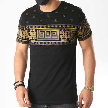 Classic Series - Tee Shirt TS22-45 Noir