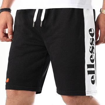 Ellesse - Short Jogging A Bandes Tamarindo SHF10109 Noir