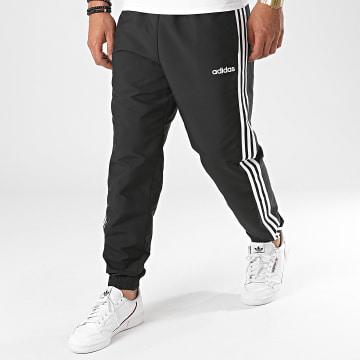 adidas - Pantalon Jogging A Bandes Essential Wind DQ3100 Noir