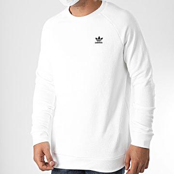 Adidas Originals - Sweat Crewneck Essential ED6208 Blanc
