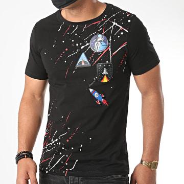 Berry Denim - Tee Shirt XP019 Noir