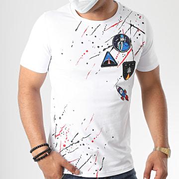 Berry Denim - Tee Shirt XP019 Blanc