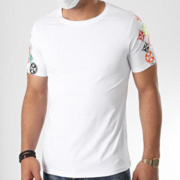 Berry Denim - Tee Shirt XP017 Blanc
