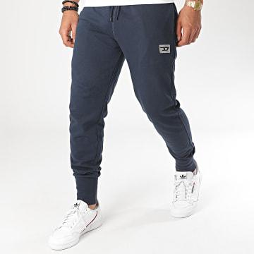 Diesel - Pantalon Jogging Peter 00ST1N-0HACX Bleu Marine