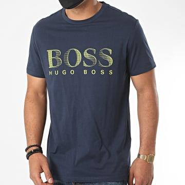 BOSS by Hugo Boss - Tee Shirt 50407774 Bleu Marine