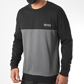 BOSS - Sweat Crewneck 50433861 Noir