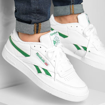 Reebok - Baskets Club C Revenge EG9271 White Glen Green
