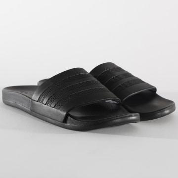 adidas - Claquettes Adilette Comfort S82137 Core Black