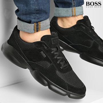 BOSS - Baskets Rapid Runn 50432847 Noir