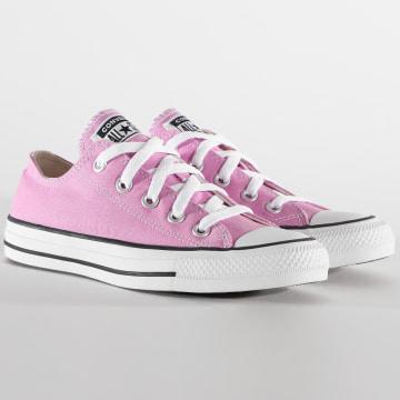Converse - Baskets Chuck Taylor All Star Seasonal 166708C Peony Pink