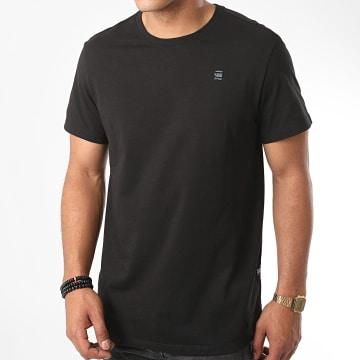 G-Star - Tee Shirt Base-S D16411-336 Noir
