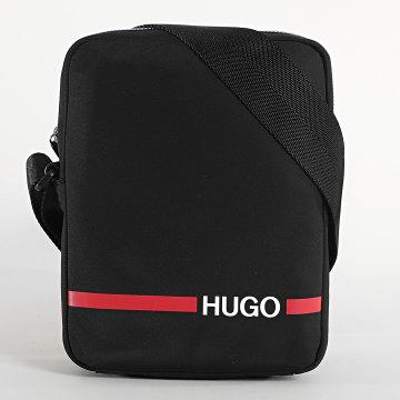 HUGO by Hugo Boss - Sacoche Record 50431646 Noir