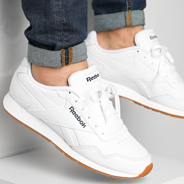 Reebok - Baskets Royal Glide DV5412 White Collegiate Navy Gum