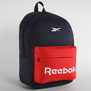 Reebok - Sac A Dos Active Core GH0341 Bleu Marine Rouge