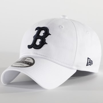 New Era - Casquette 9Twenty Heritage Licenced 12381124 Boston Red Sox Blanc