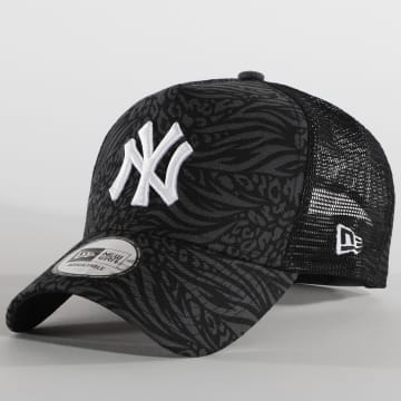 New Era - Casquette Trucker Hook 12380779 New York Yankees Noir