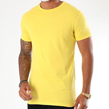 Uniplay - Tee Shirt Oversize UY496 Jaune
