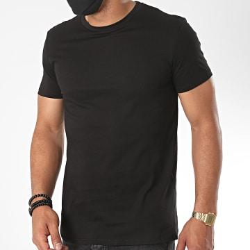 Uniplay - Tee Shirt Oversize UY496 Noir