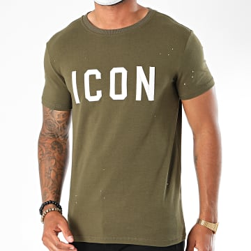 Uniplay - Tee Shirt THL-8 Vert Kaki