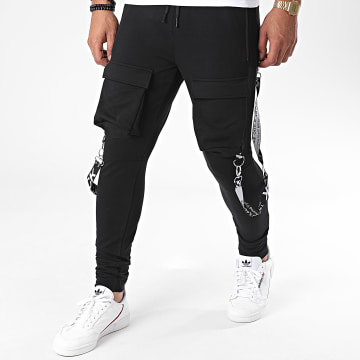Uniplay - Pantalon Jogging 7074 Noir