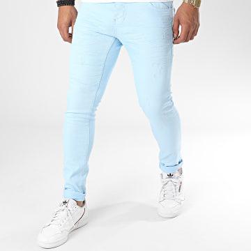 Uniplay - Jean Skinny 339-2 Bleu Ciel