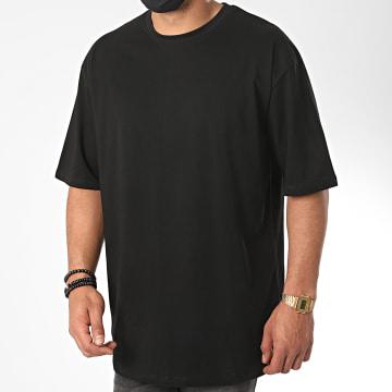 Uniplay - Tee Shirt Oversize 2653 Noir