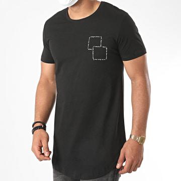 Uniplay - Tee Shirt Oversize 2607 Noir