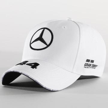 AMG Mercedes - Casquette Lewis Driver 141191046 Blanc