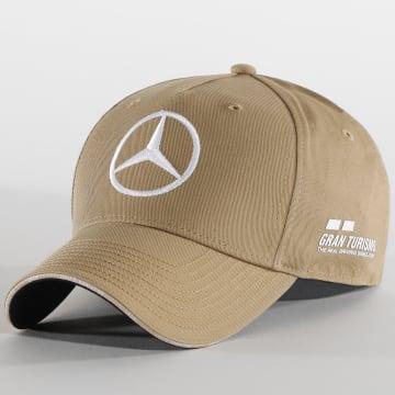 AMG Mercedes - Casquette Hamilton Austin 141181075 Beige