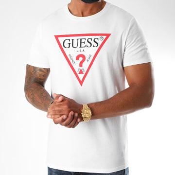 Guess - Tee Shirt M0YI71-I3Z11 Blanc