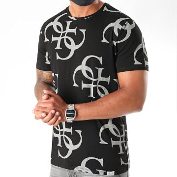 Guess - Tee Shirt M93I17-J1300 Noir